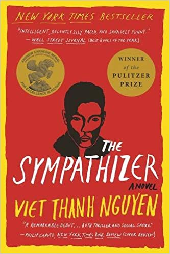The Sympathizer. Viet Thanh Nguyen.