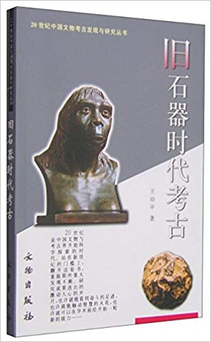 20世纪中国文物考古发现与研究丛书:旧石器时代考古20th Century Chinese Archaeological Discovery and Research Series: Paleolithic Archaeology. Wang Youping::: 王幼平.