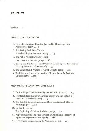 On Chinese Art: Cases and Concepts (Volume 1: Methodological Reflections)