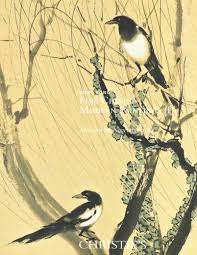 Fine Chinese Modern Paintings Monday 26 November 2012. Christies