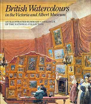 British Watercolors in the Victoria and Albert Museum. Lionel Lambourne