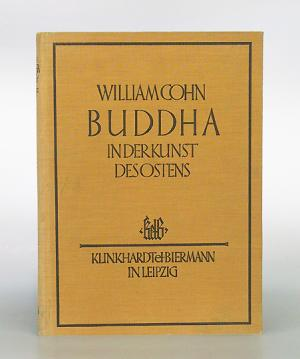 Buddha in der Kunst des Ostens. William Cohn
