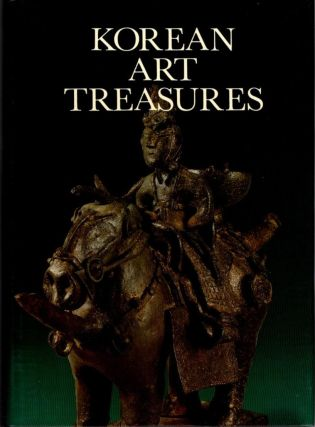 Korean Art Treasures. Roderick Whitfield Wong-yong Kim, Young-Sook Pak