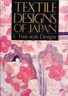 Textile Designs of Japan Vol.1, Hard Cover. Kodansha International The Japan Textile Color Design...